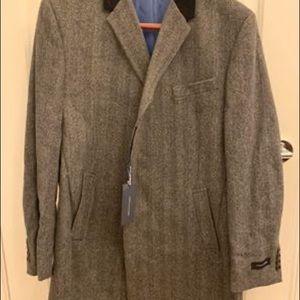 Tommy Hilfiger Pea Coat Size 44